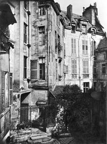 Rohan courtyard, Paris, 1858-78 von Bridgeman Art