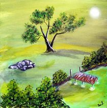 A day in the Moor  ( Ein Tag im Moor ) by Vera Markgraf