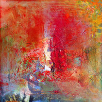 Abstract No 9 by Wolfgang Rieger