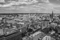 Hamburg von Oben by Dennis Stracke