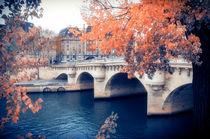Autumn in Paris von cinema4design
