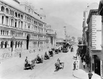 Cape Town New Adderley Street, c1914 by Bridgeman Art