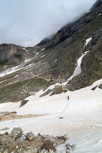 Wandern im Schnee by Jens Berger