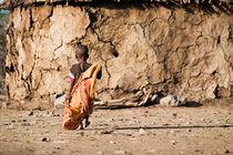 Little Masai by Antonio Jorge Nunes