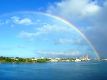 Double rainbow over Hawaii von dreamcatcher-media