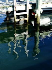 Dock reflection by dreamcatcher-media