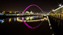 Tyne Bridges and The Sage by Wayne Molyneux