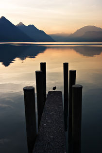 Sunrise in Buochs by Antonio Jorge Nunes