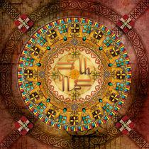 Mandala Armenia 'Iyp' V1 von Bedros Awak