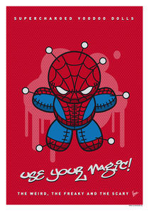 My-supercharged-voodoo-dolls-spiderman