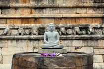 Buddha von Karen Cowled