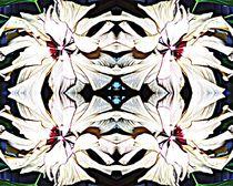 Hibiskus Variante by Tatjana Wicke