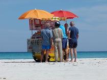 Strandbar von Corinna Schumann