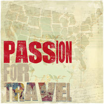 Passion for Travel von Sybille Sterk