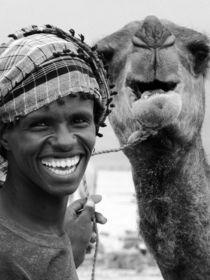 Smile (Hochformat) von Frank Daske