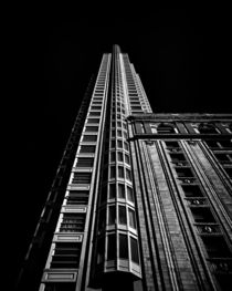 One King Street West Toronto Canada by Brian Carson