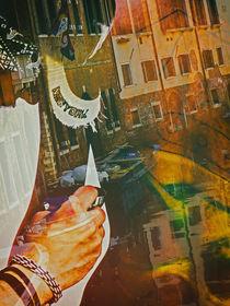 Painting Venice by Gabi Hampe