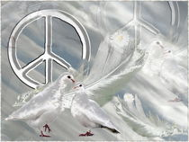 Peace von Christine  Hofmann