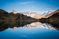 Alpen Reflection #2 von Antonio Jorge Nunes