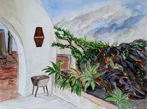 Finca - Lanzarote von Walter Weist