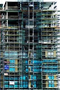 Bau auf, reiß nieder... by Bastian  Kienitz