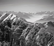 The Alps von Antonio Jorge Nunes