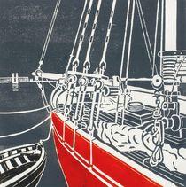im Hafen by Dieter Tautz