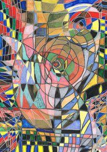 'Sonnensturm' von Claudia Juliette Dittrich