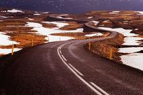 Unwinding Road by Dan Dorland