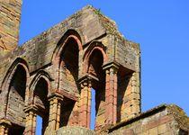 Jedburgh Abbey by gscheffbuch