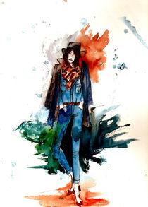 Caroline de Maigret by Vanessa Datorre