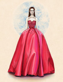 Elie Saab haute couture SS14 von Tania Santos