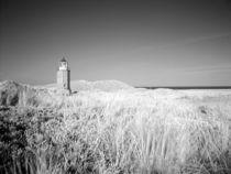 Kampen Leuchtturm IR von Peter Rohde