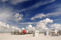 Strandkörbe von Peter Rohde
