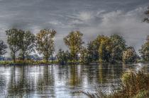 Danube in HDR-Art by Helmut Schneller