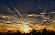 Sunrise in Bavaria by Helmut Schneller