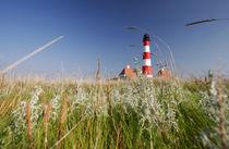 Westerhever Leuchturm  von Peter Rohde