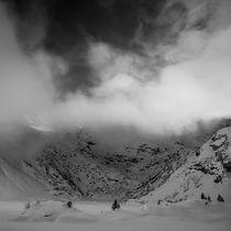 Alpen Landscape von Antonio Jorge Nunes