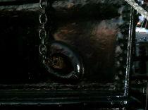 Black Ship von uta-behnfeld