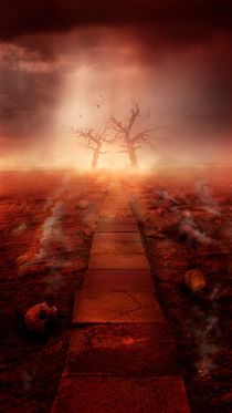 The Path Ot The Dead by Jarek Blaminsky