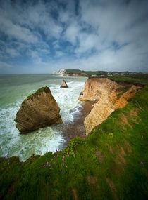Isle of Wight seascape by Jarek Blaminsky