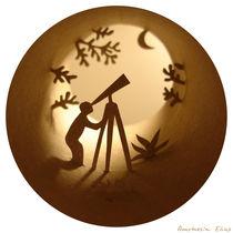 Astronomer (Astronome) von Anastassia Elias