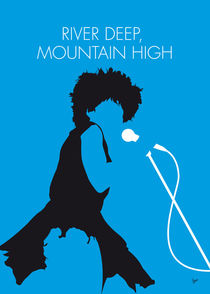 No019-my-tina-turner-minimal-music-poster