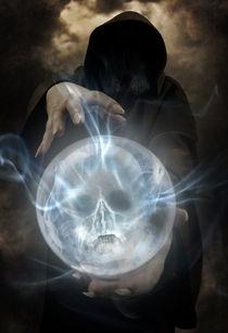 Fortune teller by Jarek Blaminsky