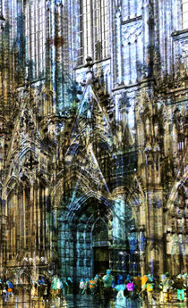 coloured cathedral by ursfoto