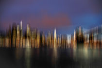 New York Skyline von Michael Schickert