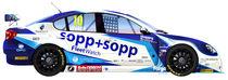 BTCC Proton 2013 Season von Roy Scorer