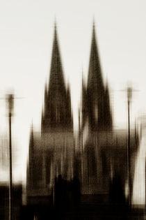 Zwei Türme  by Bastian  Kienitz