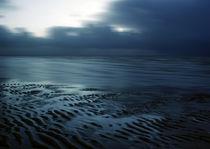 Nacht im Wattenmeer von Peter Rohde
