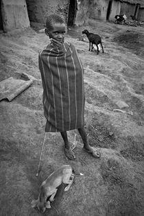 Masai #3 von Antonio Jorge Nunes